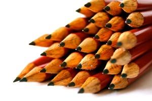 Writer Resources pencils