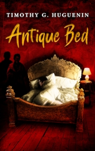 Antique Bed - home