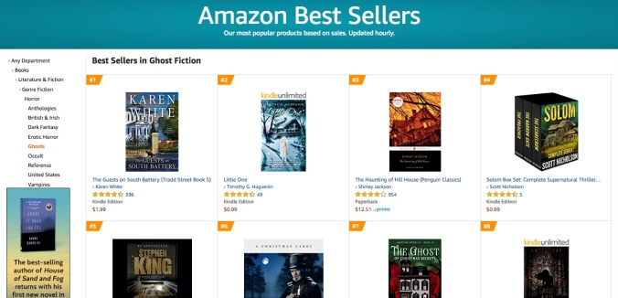 number2ghostsamazon